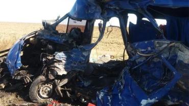 Трагическое, смертельное ДТП: Столкнулись Mercedes Sprinter с пассажирами и автоцистерна