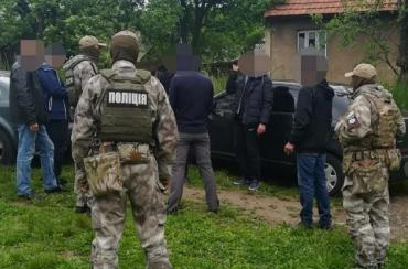 На Закарпатті затримали члена міжрегіональної банди, яка промишляла грабіжками в особливо великих розмірах