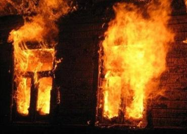 Огненный ад в Закарпатье зафиксировали в ночь на 4 сентября!