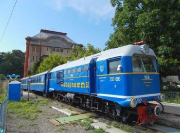 """73-річний шлях Ужгородської дитячої залізниці може """"фінішувати"""" вже в цьому році"""