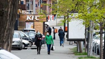Некоторые города Украины уже отменили большинство карантинных ограничений