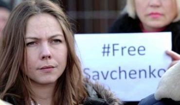 Савченко попросила помощи у президента США