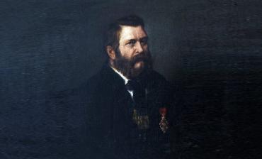Бейла Легоцький — перший мер міста Ужгород
