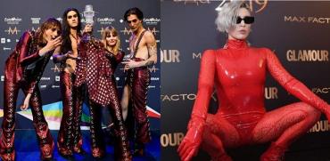 В России группа-победитель Евровидения-2021 не дала выступить эпатажной украинке MARUV