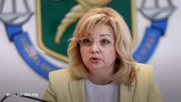 Кабинет министров уволил главу Государственной аудиторской службы Гаврилову