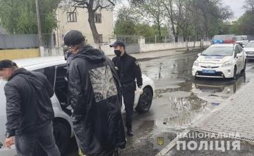 В Закарпатье полицейские задержали наркодилера-рецидивиста с большой партией марихуаны