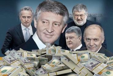 Рейтинг богатых бизнесменов Украины от Forbes в 2020 году