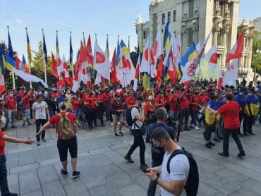 Партия Шария с триумфом завоевала Киев