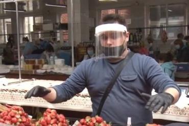 Покупателей уменьшилось: В областном центре Закарпатья возобновили работу базары