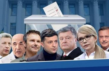 Рейтинг Зеленского и его партии по-прежнему снижается: Данные опроса КМИС