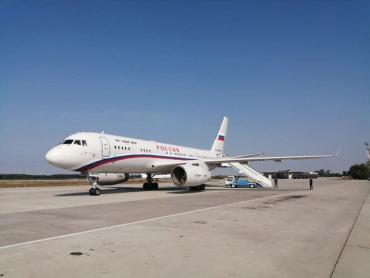 Из Москвы и Киева синхронно вылетели самолеты с пленными