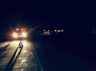 В Закарпатье полиция устроила погоню за Volkswagen