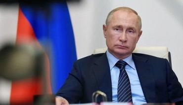 Путин заявил о регистрации первой в мире вакцины от COVID-19