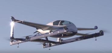 Boeing провел испытания своего беспилотного аэротакси