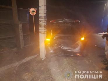 В Закарпатье водители никак не могут отойти от праздников