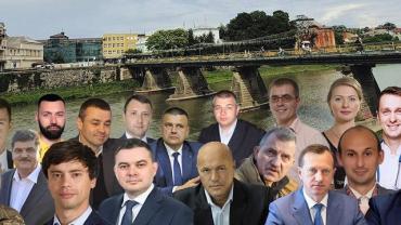 В Ужгороді за посаду міського голови змагатимуться 22 кандидати: Список, деталі біографії