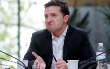 Как Вы спите по ночам г-н Зеленский? Пару вопросов на пресс-конференцию президенту Украины