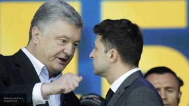 В каких округах поддержали Петра Порошенко?