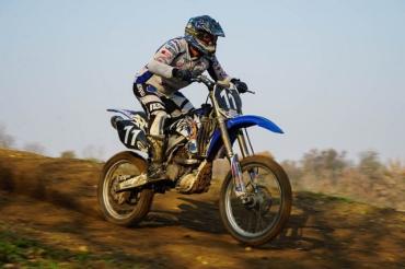 В Ужгороде на чемпионате по мотокроссу соревновались лучшие гонщики страны