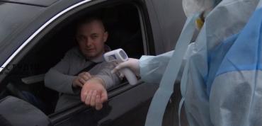 В Закарпатье автомобили на трассе останавливают для проверок