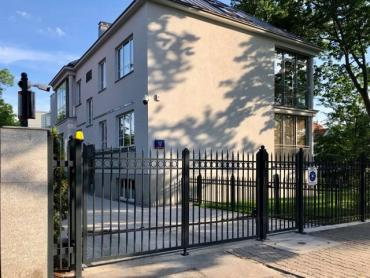 В Варшаве открыли новое помещение посольства Украины в Польше