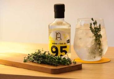 Англичане выпустили самый крепкий в мире джин