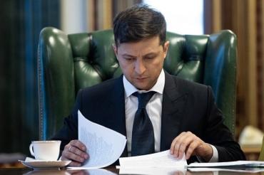 Президент Зеленский назначил новых руководителей в Иршавскую и Свалявскую РГА