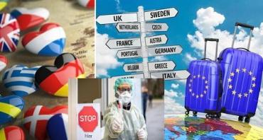 Кабмин запретит покидать Украину в туристических целях