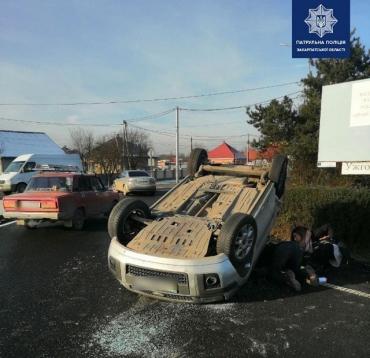 ДТП в областном центре Закарпатья: Полиция сообщила подробности серьезной аварии