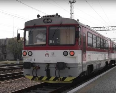 Поезд Мукачево-Кошице выходит на маршрут с 9 июня