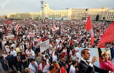В ЕС опасаются повтора украинского сценария в Беларуси