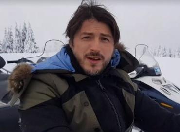 Удачный стеб Сергея Притулы