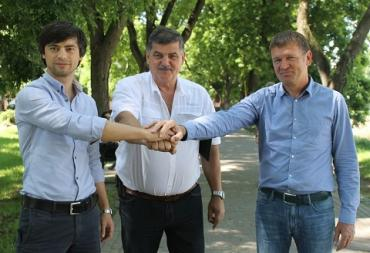 Защитим Ужгород от Андриивых!: Чучка хочет сорвать грандиозные планы мэра