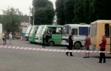 В областном центре Закарпатья все маршрутки проверяют на наличие взрывчатки