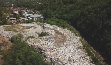 Закарпатье утопает в мусоре, для решения проблемы времени не осталось