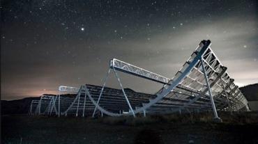 Сигнал инопланетного космического корабля обнаружил телескоп в Канаде