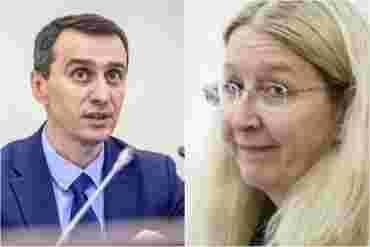 Супрун хочет совершить рейдерский захват министерства охраны здоровья Украины