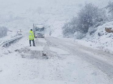 Желтый уровень опасности: Гидрометеорологи предупреждают о штормовом ветре на высокогорье Закарпатья