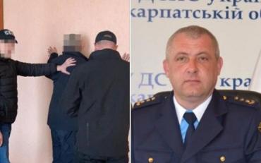 Задержание чиновника в Закарпатье: Активист раскрыл фамилию жадного взяточника-вымогателя