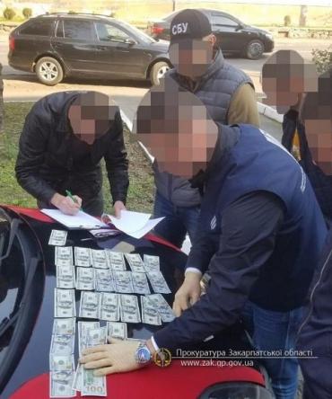 Дело передали в суд: Зам руководителя полиции в Закарпатье обвинили во взяточничестве