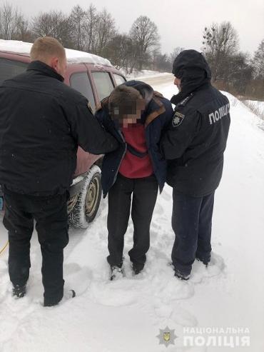 В Закарпатье любителю прокатиться на авто грозит до 5 лет тюрьмы