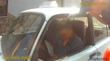 Водій таксі в Ужгорлді був мертвецьки п'яним — 2.84 проміле в крові!
