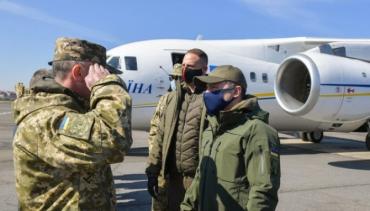 Куда водили Зеленского во время визита в Мукачево: Новое видео от главного офиса