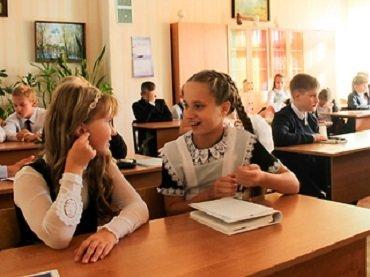 В школах Ужгорода с понедельника возобновляется учебный процесс