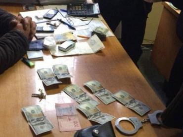 Чиновника Закарпатского облпотребсоюза задержали на крупной взятке