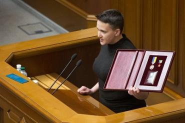 Рада сняла неприкосновенность с Савченко и поддержал ее задержание и арест