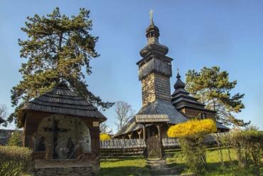 Церква святого Михайла, Музей народної архітектури та побуту, Ужгород