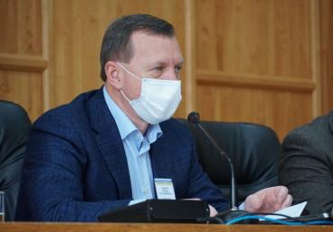 В Ужгороде у депутатов работает принцип: Берешь чужие деньги, а отдавать надо свои!