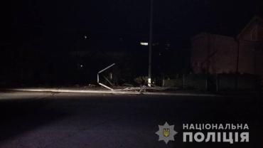 Обставини двох смертельних ДТП встановлює поліція Закарпаття