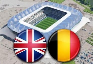 Погноз на матч Бельгия – Англия